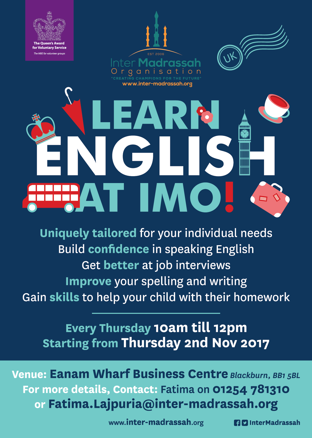 lets learn english with imo � community cvs